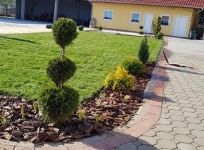 Uredjenje kompletnog vrta